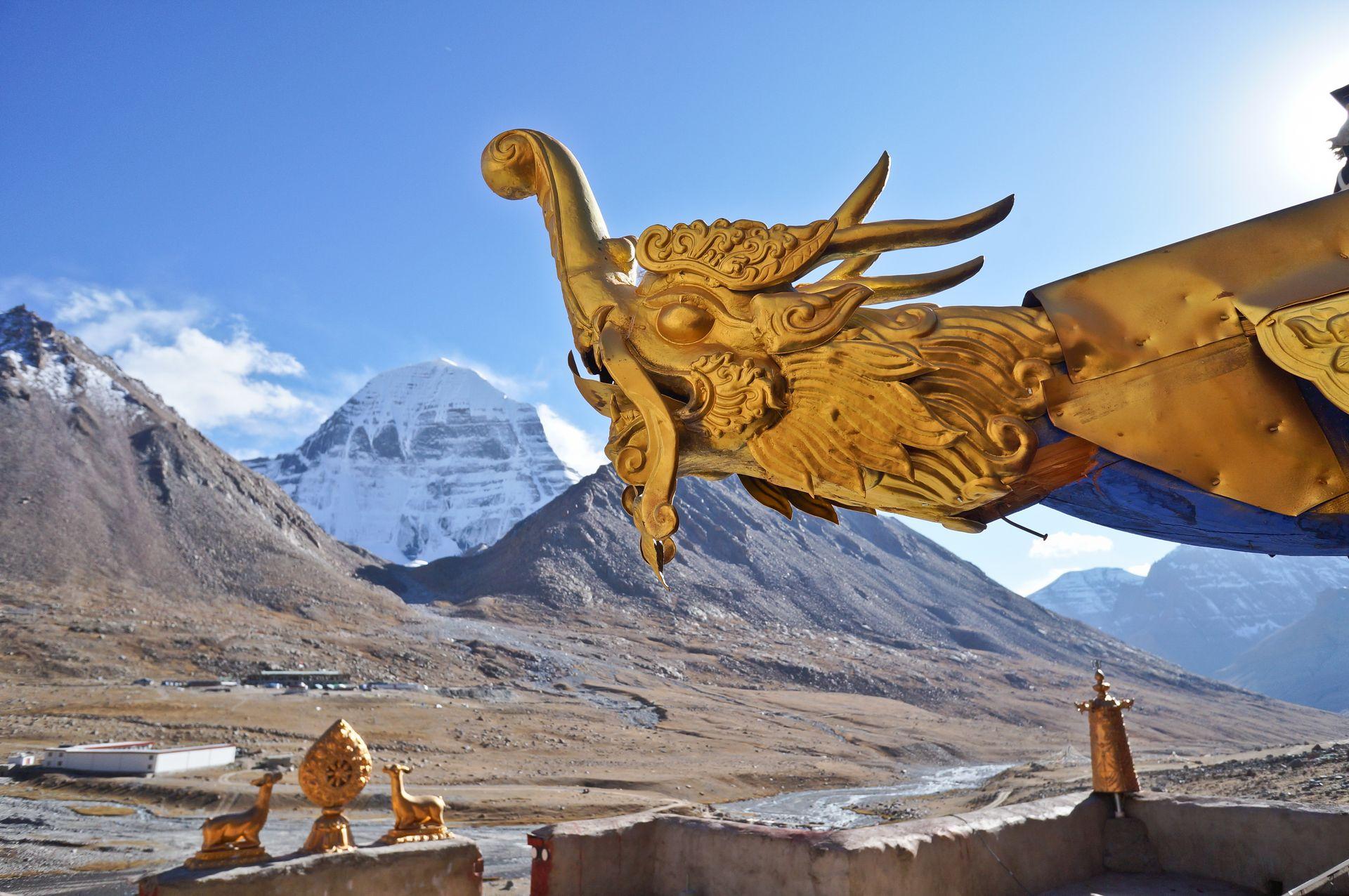 Тибет: Кайлас на праздник Сага Дава