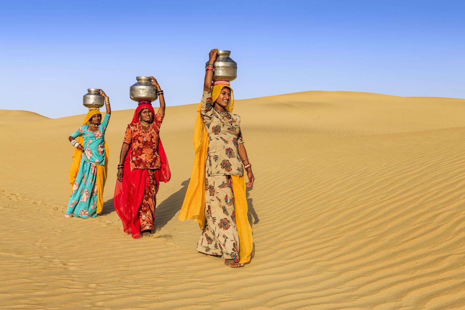 Раджастан – путешествие в сказку