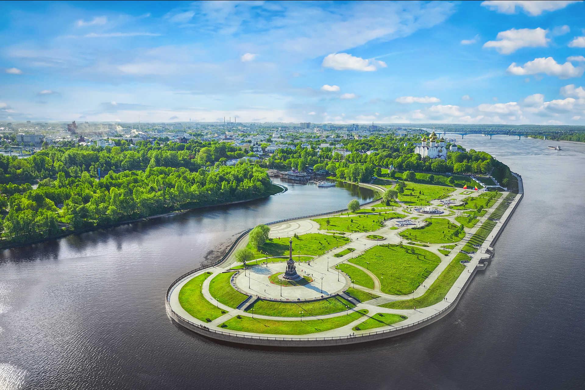 Авторское путешествие в Ярославль и Ростов Великий