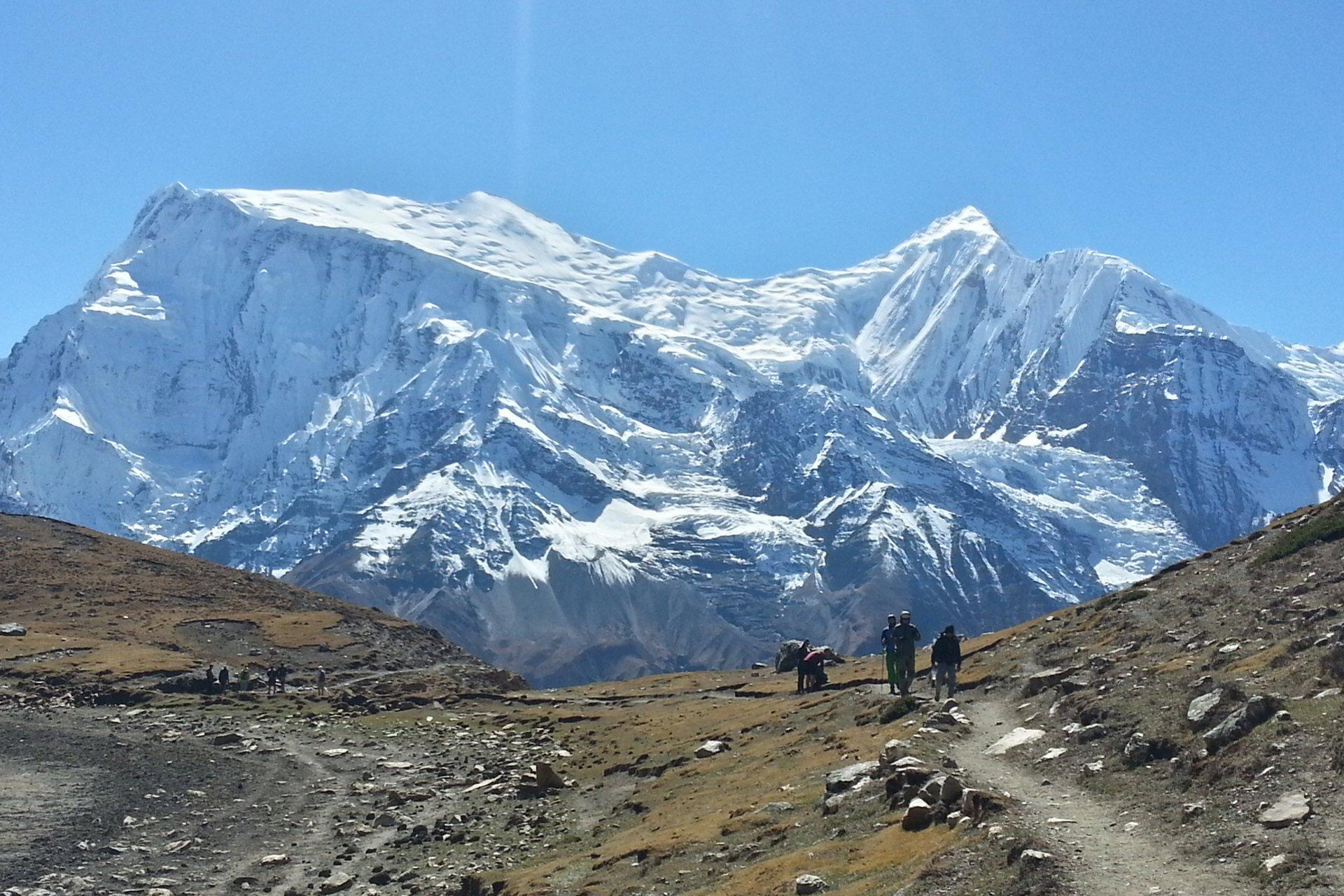 Непал – лучшая часть легендарного Кольца Аннапурны