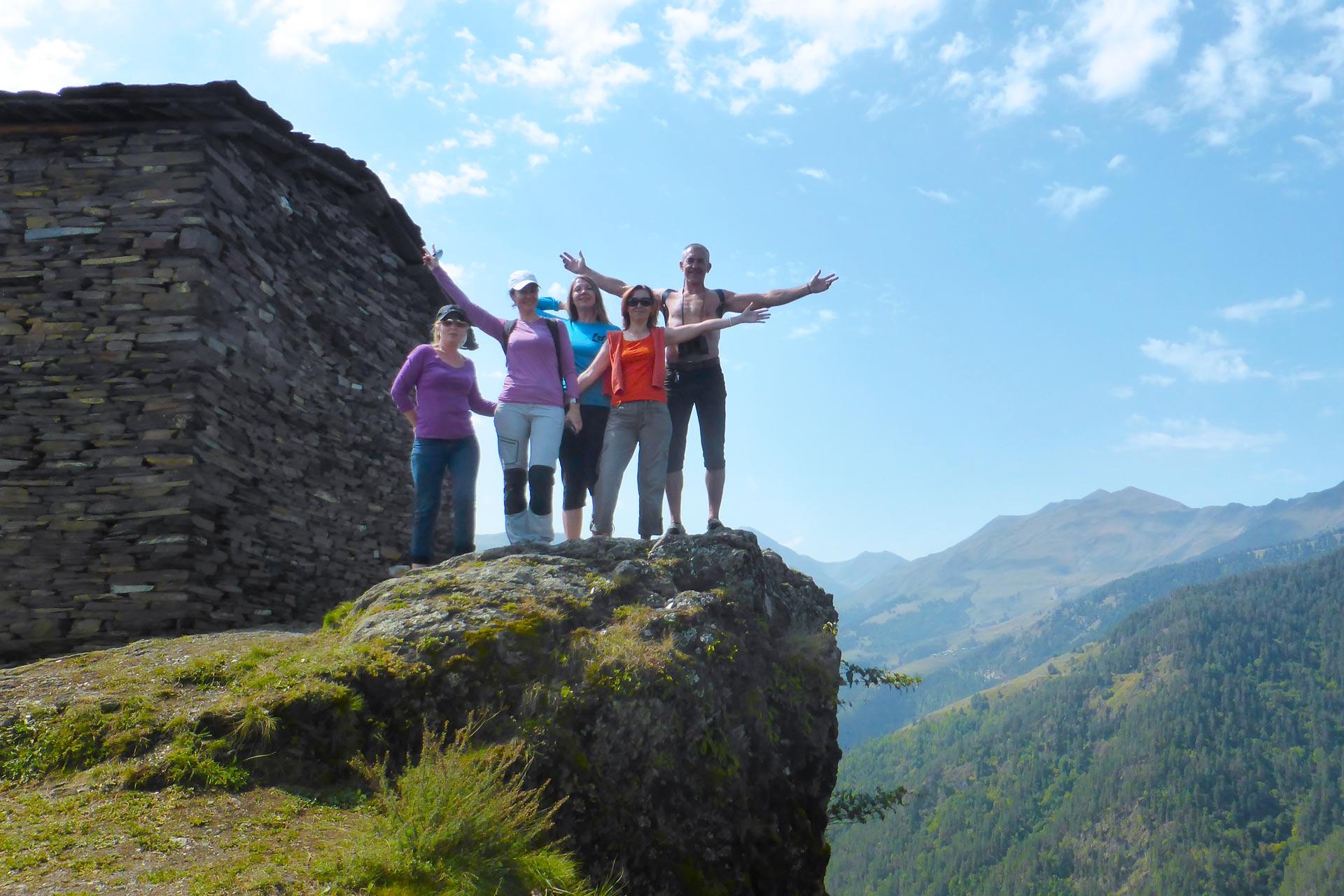 Грузия — по горам на полном приводе: легенды Хевсурети и Тушети